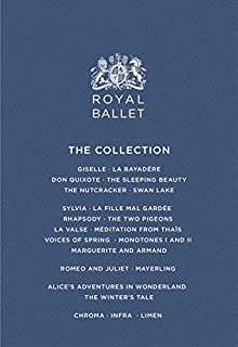 The Royal Ballet : The Collection [Blu-ray] [Import italien] (B01KO7G8XG) | Amazon Products