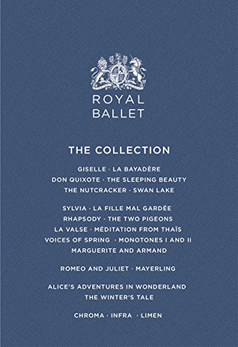 The Royal Ballet Collection [15 Blu-rays]