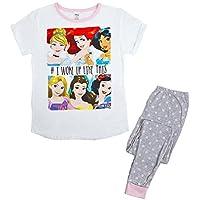 Ladies Character Pyjamas Choose from Super Woman Tinkerbell Eeyore Marvel Heroes Minnie Mouse (12-14 Ladies, Disney Princess)