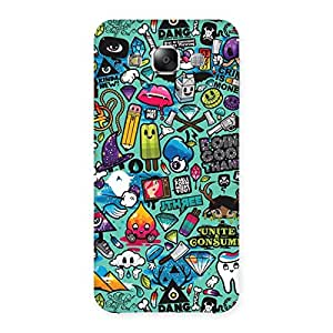 Special Candy Back Case Cover for Samsung Galaxy E5