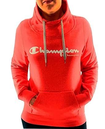 champion sweat shirt manches longues femme rouge. Black Bedroom Furniture Sets. Home Design Ideas