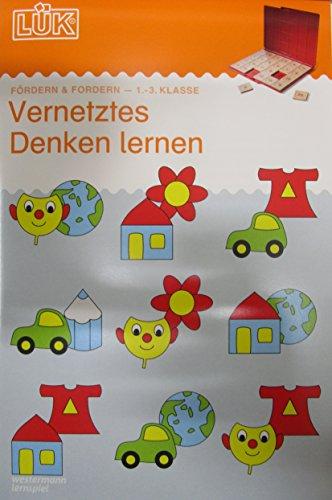LÜK / Fördern und Fordern: LÜK: 1./2./3. Klasse - Fördern & Fordern: Vernetztes Denken lernen Vernetzte Systeme