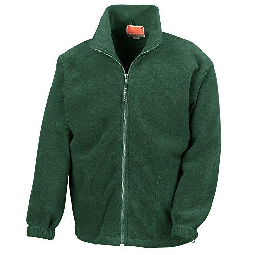 Result Full Zip Active Fleece Jackets - Active Fleece