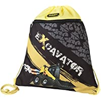 Target Reflex Excavator Bolsa, 38 cm, Color Negro