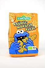 Galletas bio cookie monsters, 150 g