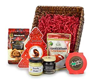 Luxury Tempting Treats Christmas Hampers