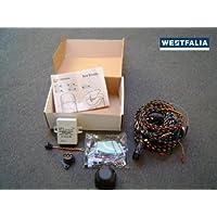 witter towbars 345880300113 Westfalia coche específico para remolques Kit de cableado para Kia Sorento (Modelos