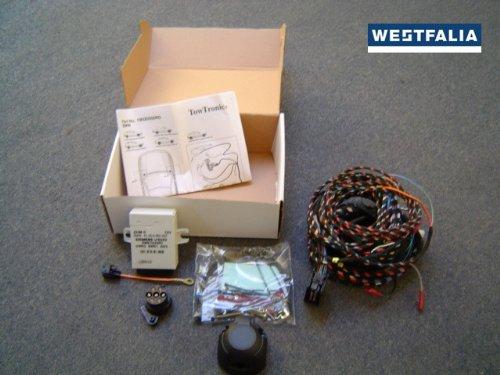 witter towbars 306510300107 Westfalia 7 broches voiture Barre d'attelage Câblage spécifique pour Peugeot Boxer Van 2006–11