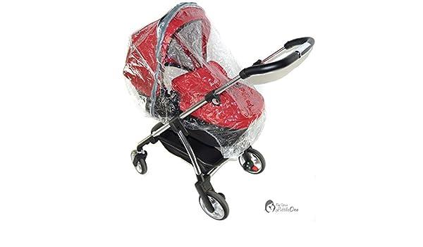Regenschutz Kompatibel mit ABC-Design Turbo 6/Babytragetasche 198