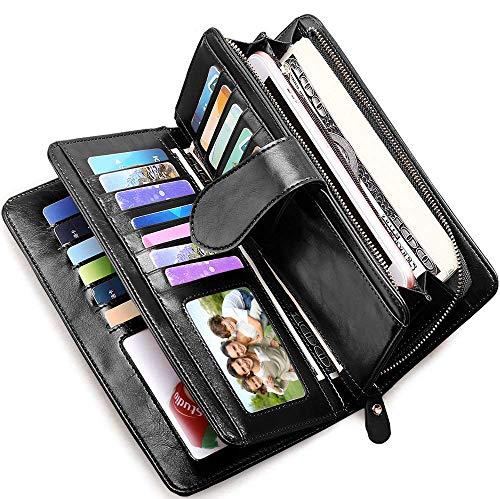 selezione premium a5982 7040e Portafogli Donna Grandi • CSRS
