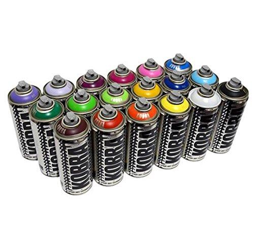 kobra-vernice-spray-18-x-barattoli-di-vernice-spray-400-ml-finitura-opaca-vernice-acrilica