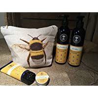 Bee Lovely toiletries Gift Set