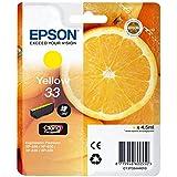Epson Claria Premium 33 -  Cartucho de tinta amarillo estándar 4,5 ml