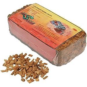 Kokosrinde Chips 500g Terrarium Reptil-Substrat für 500g