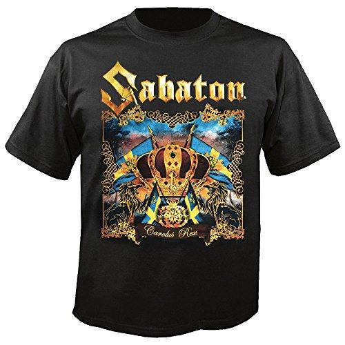 SABATON - Carolus Rex - T-Shirt Black