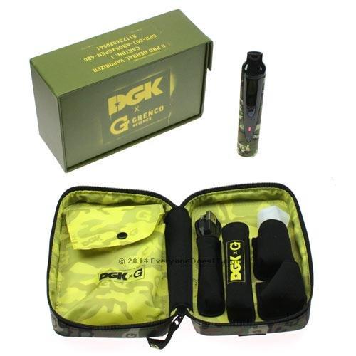 DGK x Grenco Science G Pro Vaporizzatore alle erbe
