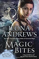 Magic Bites: A Special Edition of the First Kate Daniels Novel by Ilona Andrews (2012-12-31)