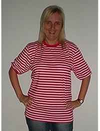 Ramona Lippert Ringelshirt, Shirt gestreift Langarm, rot-weiß oder blau-weiß 66fa8a99ae