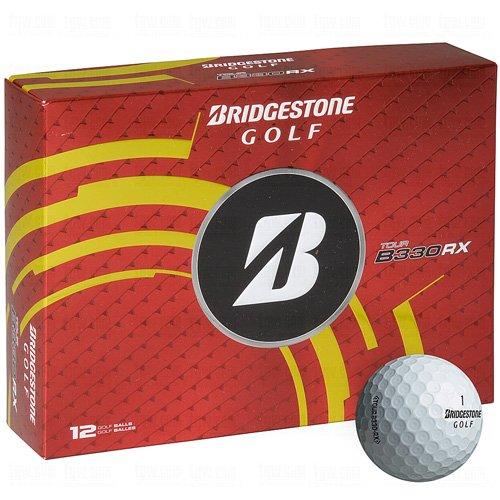 Bridgestone Golfball Tour B 330-RX, White, M, 1b4330r (Golfbälle Bridgestone B330)