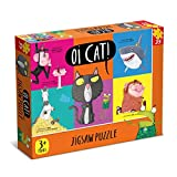 Oi 7315 Cat Puzzle Orange 35 pièces