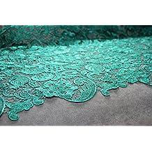 G1 Jade Guipure encaje novia encaje 120 cm wide-sold por ...