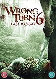 Wrong Turn 6 Last Resort UK release DVD [DVD]