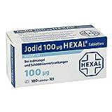 Jodid 100 HEXAL, 100 St. Tabletten