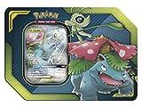 Unbekannt Pokemon - 1x Celebi & Bisaflor GX - Tag Team TIN Box - Deutsch