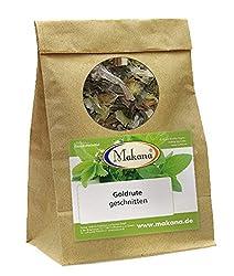 Makana Goldrute, geschnitten, 500 g Tüte (1 x 0,5 kg)
