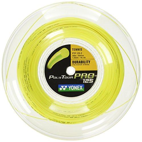 Cordaje Yonex Poly Tour Pro 125 200 Mts
