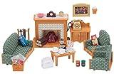 Sylvanian Families - 5037 - Salle de Séjour de Luxe - Mini-Poupée