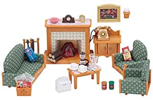 Sylvanian Families - 2959 - Salle de Séjour de Luxe - Mini-Poupée