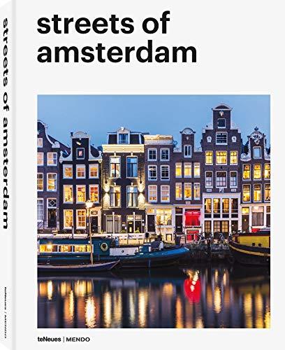 Streets of Amsterdam. 46 Fotografen, unzählige Perspektiven: Ein moderner Bildband mit spannenden Fotografen- Porträts (Deutsch, Englisch, Französisch) - 22x28,7 cm, 224 Seiten