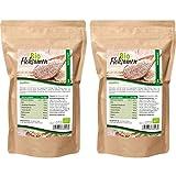 mynatura Bio floh semi Ganz 1000G   in India   Ricco di ballast stoffen   Testata qualità alimentare   99% di purezza   Prodotto naturale   per cottura   Adatto per uomini e animali