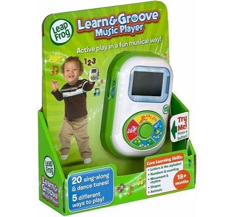Leapfrog Apprendre et Groove Scout lecteur de musique