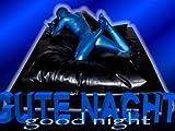 Latex Bettwäsche - Set (Bettbezug und Kissenbezug)