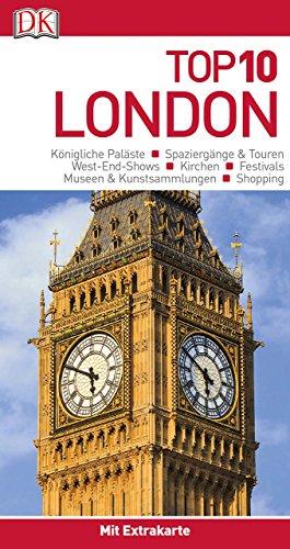 Top 10 Reiseführer London: mit Extra-Karte und kulinarischem Sprachführer zum Herausnehmen