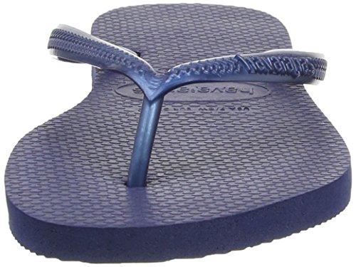 Havaianas Slim, Tongs fille Bleu (NAVY BLUE 0555)