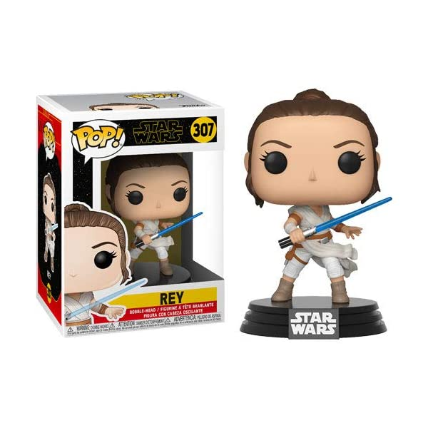 Funko Pop Rey (Star Wars 307) Funko Pop Star Wars