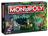 Monopoly - Rick and Morty - DEUTSCH - 6 Sammler