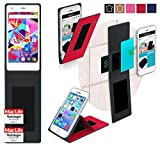 Cover for Archos Diamond S Case | in Red | Multifunctional