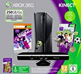 Microsoft - S7G-00101 - BUNDLE XBOX 250GB KINECT VALUE BUNDLE 3 GIOCHI 1 MESE LIVE GOLD (KINECT SPOR