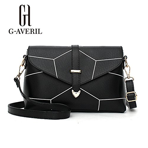 G-AVERIL, Borsa a zainetto donna Black1 Black