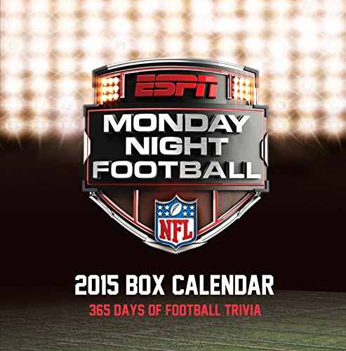 Turner Perfect Timing 2015 ESPN Montag Night Football Box Kalender (8051368) (Espn Football)