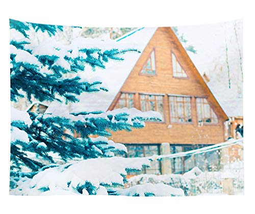 KaO0YaN Hippie Mandala Tapices, Bohemio Tradicional Colgante Decoración, Indio Boho Gypsy algodón Mantel Toalla de Playa, Tapiz de Pared Colgante,Casa de Navidad casa
