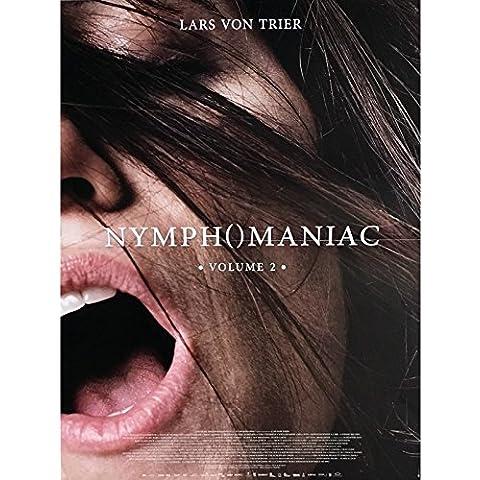 Nymphomaniac Vol. 2Movie Poster 15x 21in.–2013–Lars von