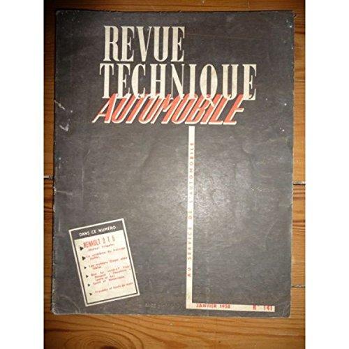 Rta-revue Techniques Automobiles - 2T5 Revue Technique PL Renault Etat - Bon Etat Occasion