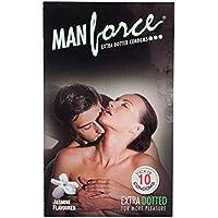 Man Force-Extra-punktierte Kondome -Jasmine aromatisiert von GladnessEra preisvergleich bei billige-tabletten.eu