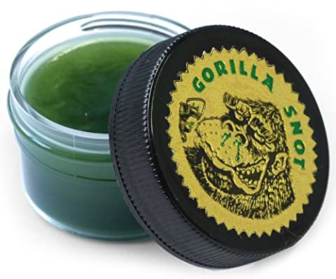 Gorilla Snot for Guitar Pick and Drumstick Grip - Green
