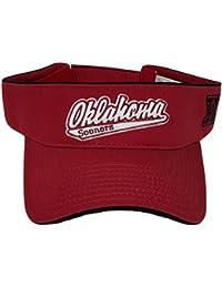 Oklahoma Sooners NCAA Reebok Heisman Adjustable Red Sun Visor
